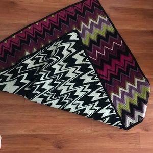Missoni for Target Reversible Blanket
